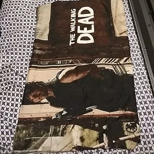 2 for $13 Walking dead pillow case